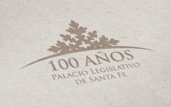 Isologotipo 100 años